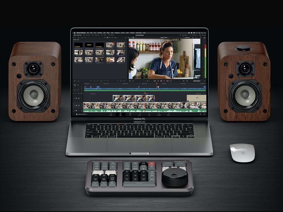 Davinci Resolve 17 Update Signals Market Leadership For Blackmagic Design Audioxpress