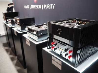 The New Generation Mark Levinson Components at High End Munich 2016