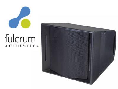 Fulcrum Acoustic Unveils New FLS115 Subcardioid Subwoofer