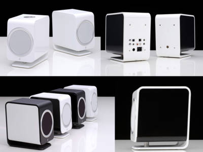 Feniks Essence High Quality Computer Speaker System Successfully Funded on Kickstarter