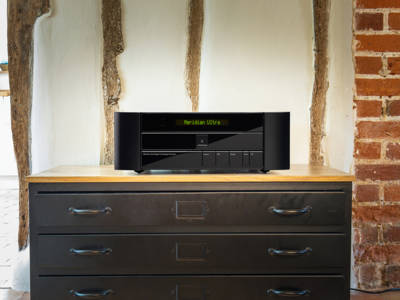 Meridian Reference DAC Unveiled at T.H.E. Show 2016