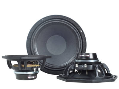 B&C Speakers New MBX Mid-Bass Woofers Now Shipping
