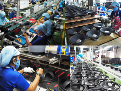 Factory Tour: Sinar Baja Electric and SB Acoustics