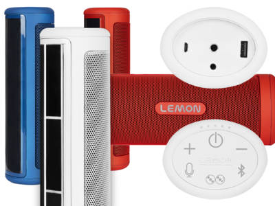 Dreaming of a California Solar-Powered, Voice Activated, Waterproof Bluetooth Speaker
