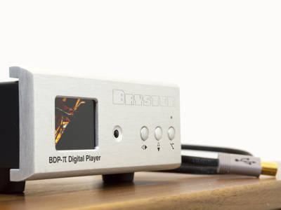 Bryston Unveils BDP-π Compact Digital Music Player Leveraging Raspberry Pi and HifiBerry Platforms