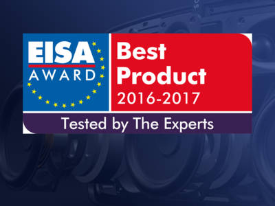 European Imaging and Sound Association (EISA) Awards 2016-2017 in Audio Categories