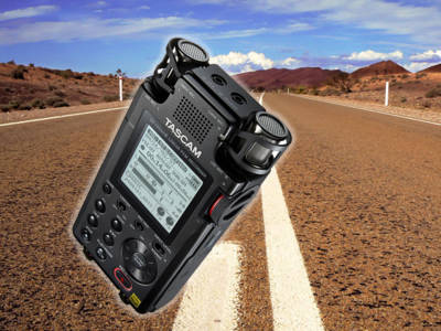 TASCAM Updates Portable Recording Range with DR-100mkIII