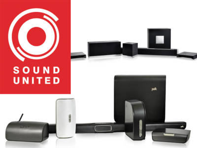 Wireless Surround Sound Upgrade for Polk Audio and Definitive Technology Wireless Music Systems