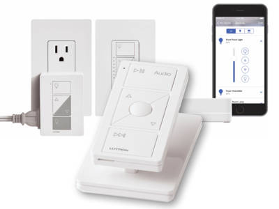 Sonos Endorses Lutron Residential Lighting Control System Integration