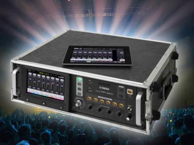 Yamaha Expands TF Series Digital Mixer Lineup with New Compact Rack-mount Format