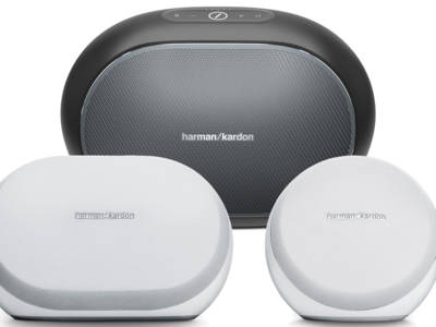 Harman Kardon Omni+ Expands Wireless Hi-Res Audio for Whole Home Applications