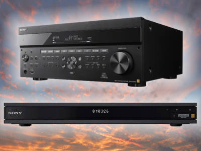 Sony Unveils First 4K Ultra HD Blu-ray Player for Custom Installers and Expands ES Family of Audio-Video Receivers