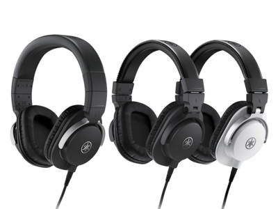 Yamaha Launches HPH-MT8 and HPH-MT5 Professional Monitor Headphones