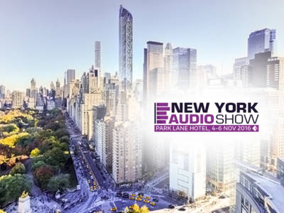 The New York Audio Show Returns to Manhattan in 2016