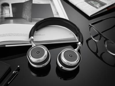 Master & Dynamic Announces MW50 Wireless On-Ear Headphones with  Custom Beryllium Drivers