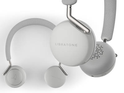 Libratone Unveils Q Adapt On-Ear Wireless Headphones Featuring CityMix Adjustable Noise Cancellation