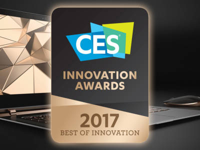 CES Announces Best of Innovation Honorees for CES 2017