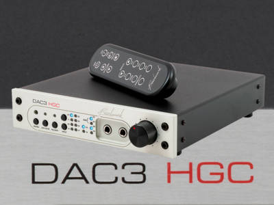 Benchmark Media Systems Introduces New DAC3 D/A Converters