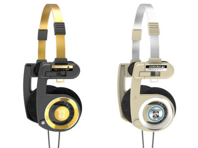 Koss Launches Porta Pro Limited Edition in Two New Colorways