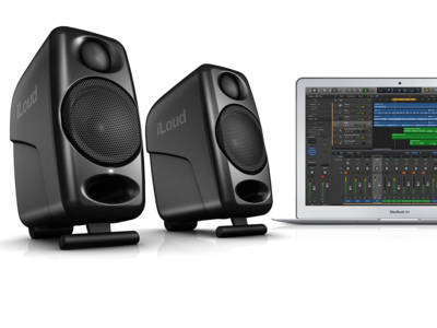 IK Multimedia Now Shipping iLoud Micro Monitor Super-Nearfield Reference System