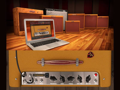 IK Multimedia and Fender Announce Fender Collection 2 for AmpliTube Mac/PC
