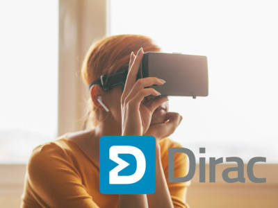 Dirac Research Achieves Major Breakthrough In 3D Audio With Dynamic HRTF Technology for AR/VR Applications