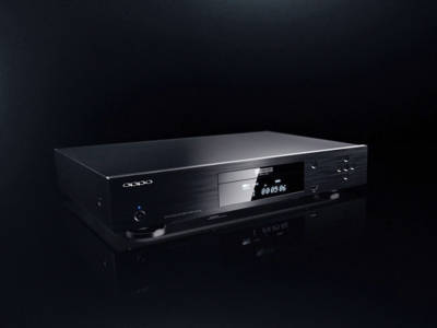 OPPO Releases UDP-203 4K Ultra HD Blu-ray Disc Player with High Resolution Audio support