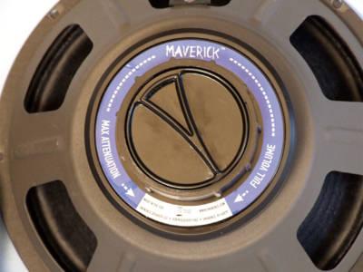 Test Bench: Eminence Maverick Guitar Speaker