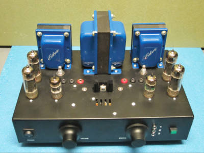 Poddwatt Series II Stereo Integrated Valve Amplifier