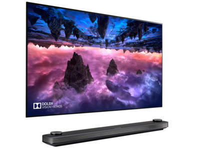 Dolby Laboratories and LG Electronics Announce First TVs to Support Both Dolby Vision and Dolby Atmos Technology