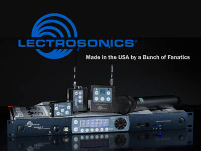Lectrosonics to Receive 2017 Academy Award for Technical Achievement