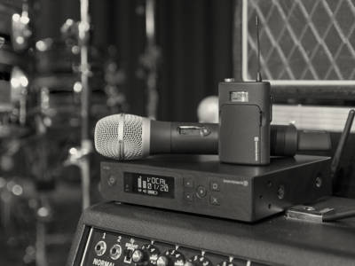 Beyerdynamic Introduces TG 500 Wireless System at NAMM 2017