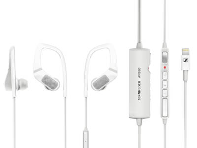 Sennheiser's AMBEO Smart Surround Records Binaural Audio Directly to Smartphones
