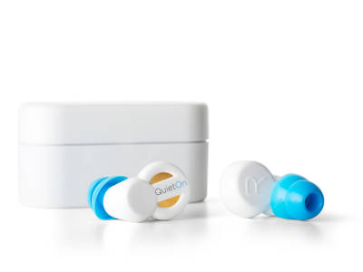QuietOn Promotes Simple Active Noise Cancelling Earplugs