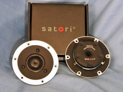 Test Bench: SB Acoustics Satori TW29RN High-End Tweeter