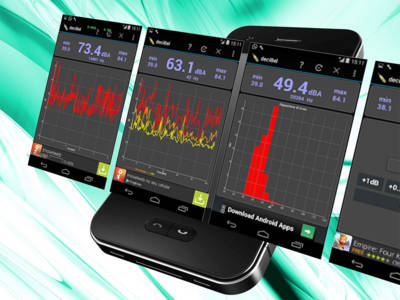 Smartphone Apps for Sound Measurement