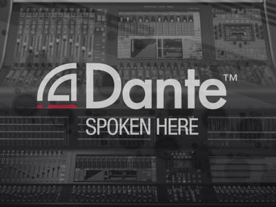 Solid State Logic Introduces New V3.3 Software with Advanced Dante Capabilities for SSL Live Consoles