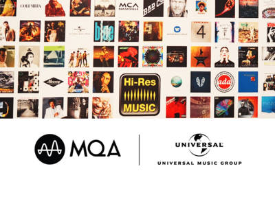 MQA and Universal Music Group to Collaborate on Advancing Hi-Res On-Demand Streaming