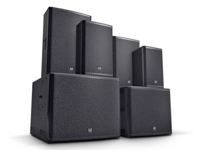 LD Systems Introduces Stinger G3 High-Performance Speaker Range