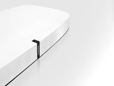 Sonos Introduces PLAYBASE Home Theater Sound Solution