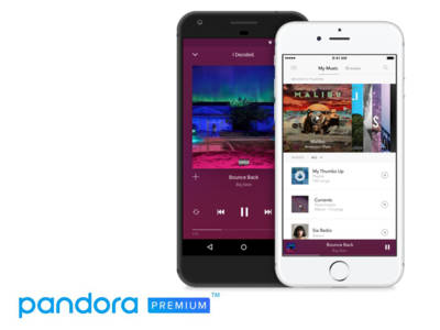 Pandora Launches Premium Music Streaming Subscription Option