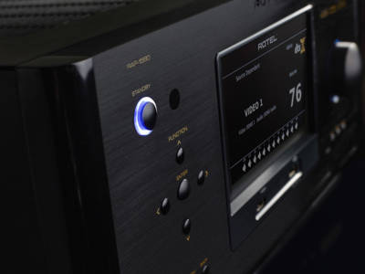 Rotel Introduces Reference Home Theater Surround Amplified Processor with Dolby ATMOS and DTS:X