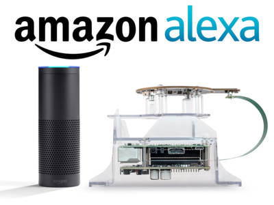 Amazon Makes the High-Performance 7-Mic Voice Processing Technology from Amazon Echo Available to Third-Party Device Makers