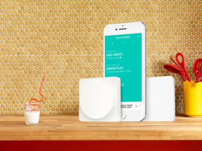 Logitech POP Smart Button Apple HomeKit Programmable Button is the Next Generation Remote