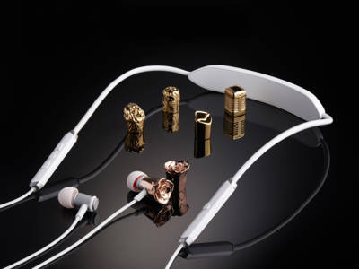 V-MODA Unveils Forza Metallo Wireless Neckband Headphones with Innovative Ergonomic Design