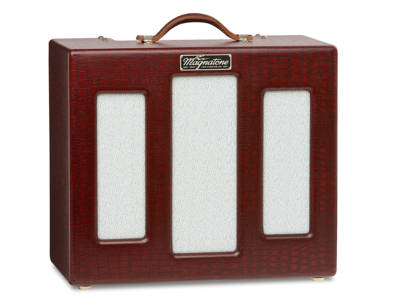 Magnatone Introduces Redesigned Lyric Guitar Tube Amplifier to The Studio Collection