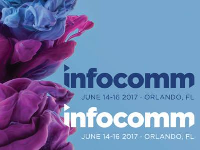 AV Industry Takes Center Stage when InfoComm 2017 Returns to Orlando