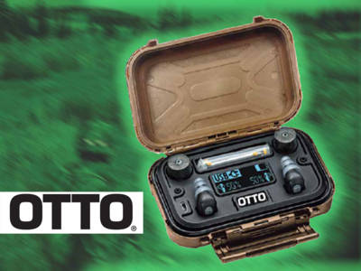 OTTO Introduces NoizeBarrier High Definition Electronic Earplugs