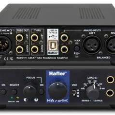Hafler Introduces HA75-DAC Headphone Amplifier and USB DAC