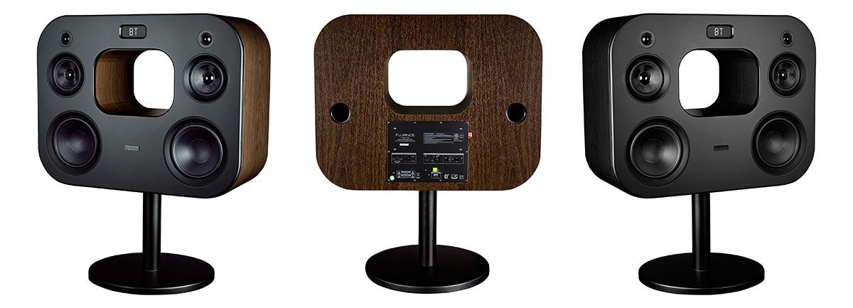 Fluance S Fi70 Makes A Design Statement In Bluetooth Speakers